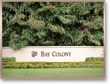 Bay Colony Real Estate in Naples, Florida