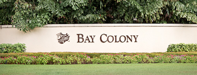 Bay Colony Naples Florida
