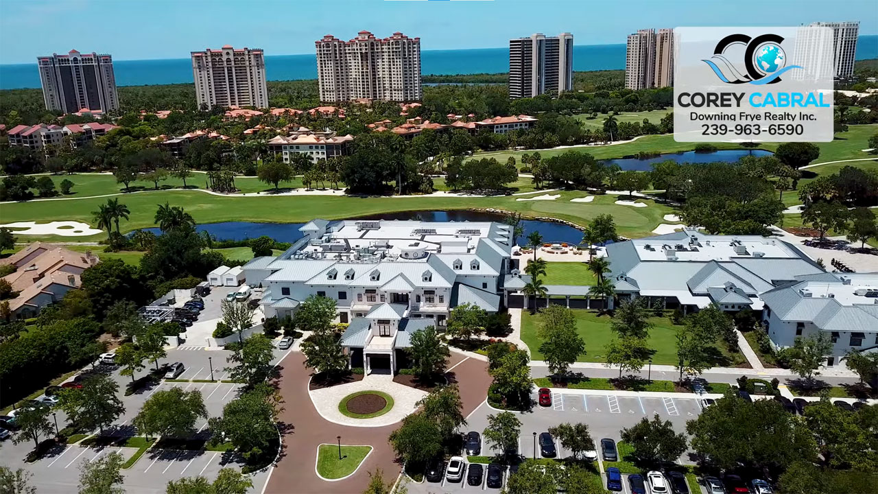 Naples Bay Colony Estate Homes for Sale