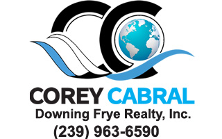 Corey Cabral Naples Bay Colony Real Estate Agent Logo