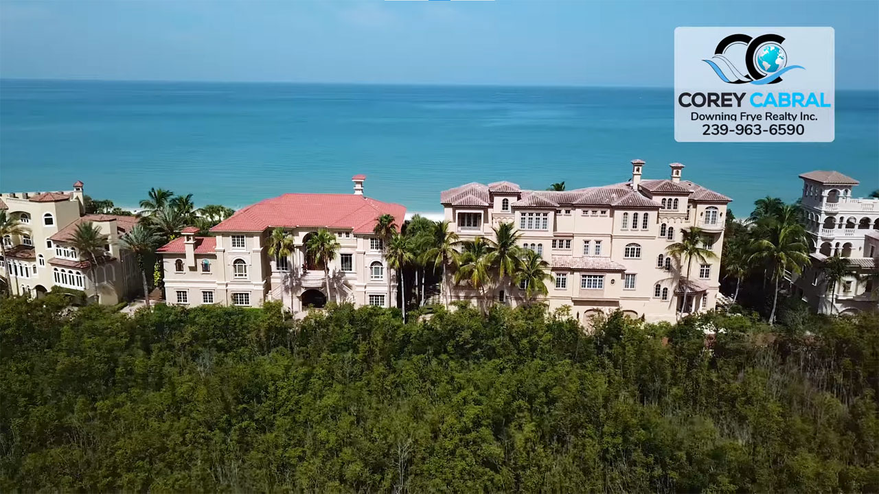 The Strand at Bay Colony Real Estate Homes for Sale in Naples