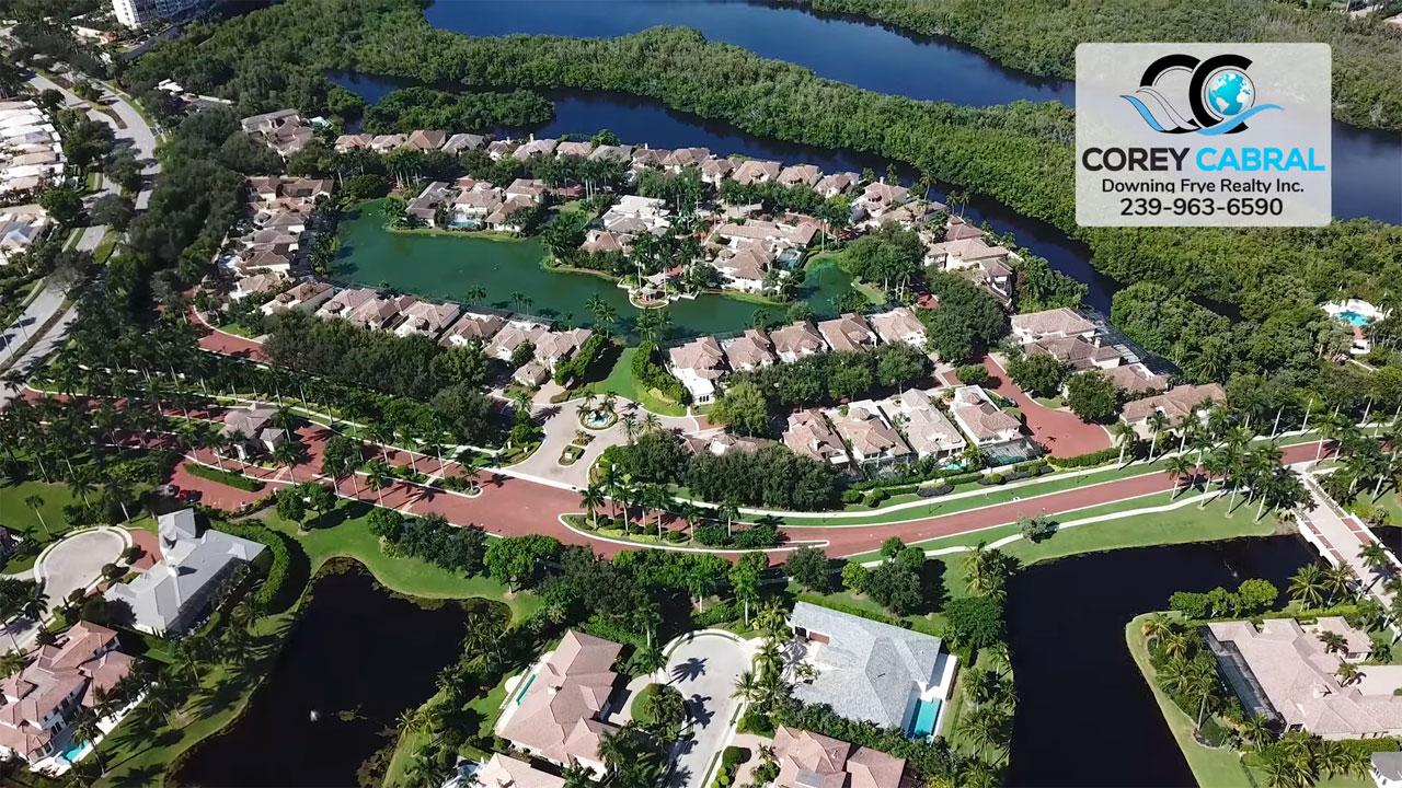 Vizcaya at Bay Colony Real Estate Villas for Sale in Naples