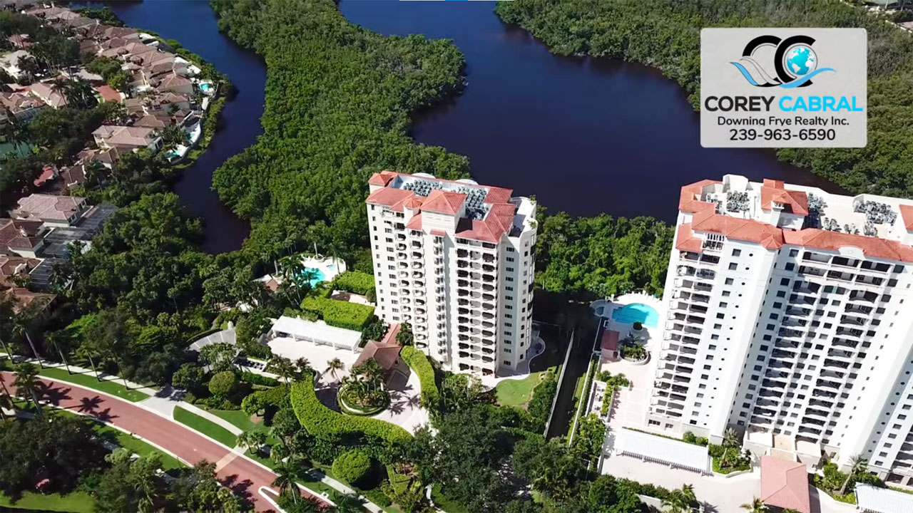 Marquesa at Bay Colony Real Estate Homes for Sale in Naples, Florida
