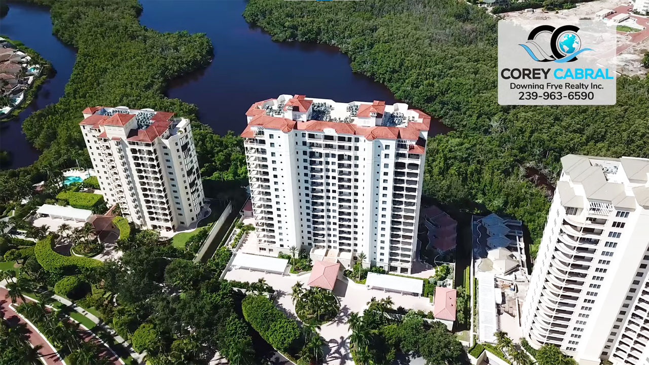Toscana at Bay Colony Real Estate Homes for Sale in Naples, Florida